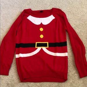 Santa Christmas Sweater